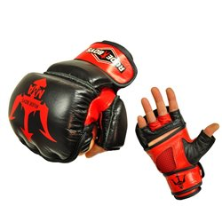 Guantes MMA RUDE BOYS STRIKING Entrenamiento y Fitness