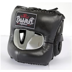 Boxing Head Guard with Bar Protection BUDDHA