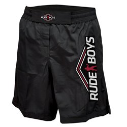 Pantalones Cortos MMA Fight Shorts K1 RUDE BOYS SIGNATURE