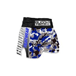 SHORTS Muay Thai BUDDHA RETRO ARMY
