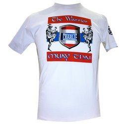TShirt Muay Thai CHARLIE WARRIORS