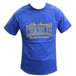 Camiseta CHARLIE BORDADA