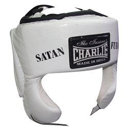 Boxing Head Guard Cheekbone Training CHARLIE SATAN