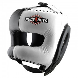 Head Guard Boxing with Bar RUDE BOYS MEXICAN