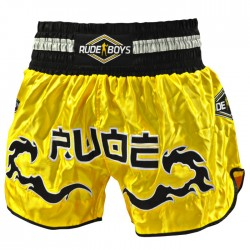 Muay Thai Shorts K1 RUDE BOYS RUDE