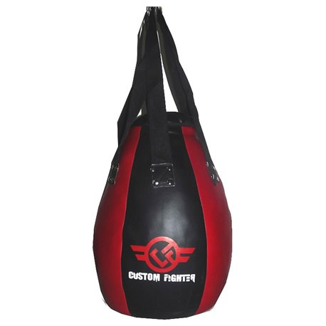 Boxing Bag Pear Filled 55x38cm CUSTOM FIGHTER
