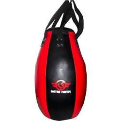 Boxing Bag Pear Filled 90x45cm CUSTOM FIGHTER