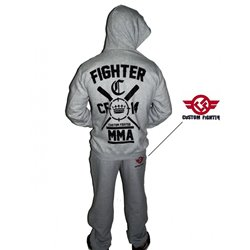 TRACKSUIT CUSTOM FIGHTER GRIS