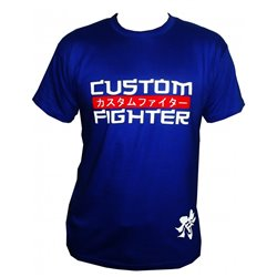 Camiseta TShirt CUSTOM FIGHTER