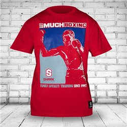Camiseta SHARK TOO MUCH BOXING