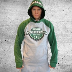 Sudadera con Capucha Hoodie SHARK BOXING FIGHTER
