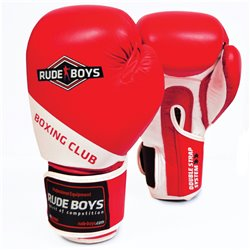 Training Boxiing GLOVES RUDE BOYS BOXING CLUB