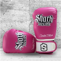 Boxing Gloves SHARK SAN SIRO ROSA