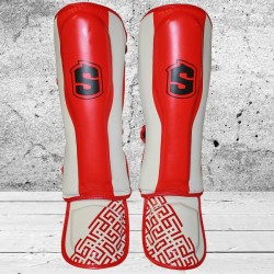 Shin guards Muay Thai K1 SHARK PAC-MAN