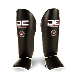 Shin Guards Muay Thai DANGER CONTACT PRO