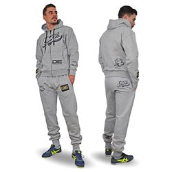 Cotton Tracksuit with Zip DANGER