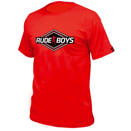 Camiseta TShirt RUDE BOYS Tee OFFICIAL