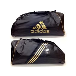 Sports Bag ADIDAS Convertible BackPack Gold