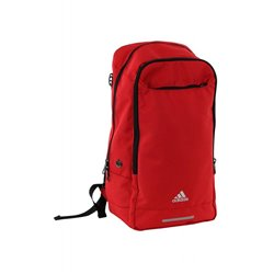 Sports Bag ADIDAS Training Gym Red 40x11x24cm