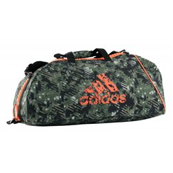 Sports Bag ADIDAS Gym Combat Camo Giant 62x34x34cm
