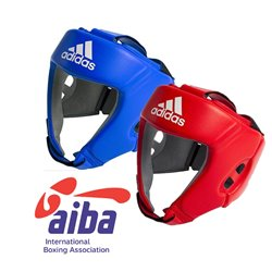 Boxing Head Guard ADIDAS for Amateur Competition AIBA Approved