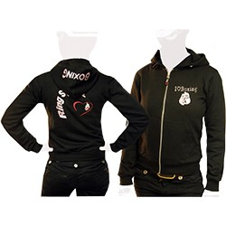 Sudadera Femenina RB RING SPORT