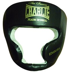 Boxing Head Guard Cheekbone Training CHARLIE LEVIATAN X