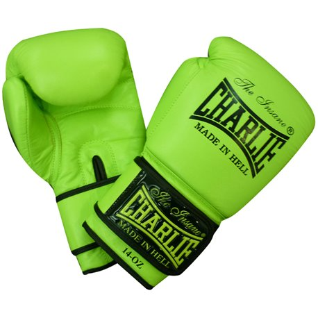 Training Boxing Gloves CHARLIE FLUOR