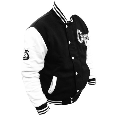 CHARLIE - baseball jacket