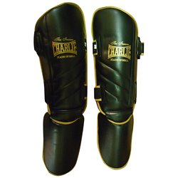 Shin Guards Muay Thai K1 CHARLIE GOLD