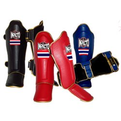 Shin Guards Muay Thai K1 IMPACTO GOLD