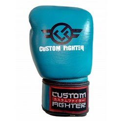 Training Boxing Gloves CUSTOM FIGHTER RETRO TURQUESA