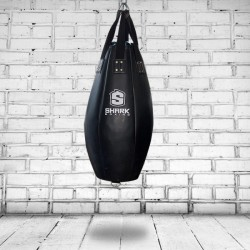 Boxing Bag Filled ROMBO SHARK BOXING 140x60cm