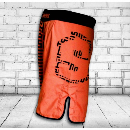 Short-Pantalon MMA Naranja SHARK