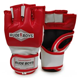 MMA Gloves Fitness Trainning RUDE BOYS STYLE BOX