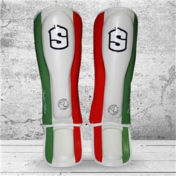Shin Guards Muay Thai K1 SHARK BOXING SAN SIRO