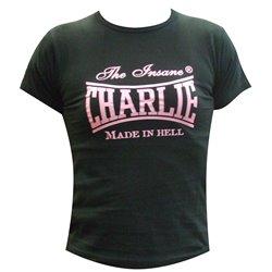 TShirt CHARLIE PINK PANTHER