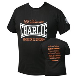 TShirt CHARLIE MADE IN HELL