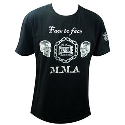 TShirt MMA CHARLIE FACE TO FACE
